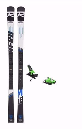Picture of Rossignol Hero Master + attacco SPX 15